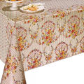 Pvc Printed fitted table covers Table Linens Cheap