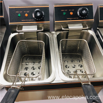 Induction Deep Fryer Commercial