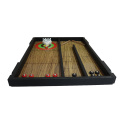 GIBBON wood table game 4 in 1