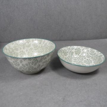 Ceramic Bowls Small Side Dishes