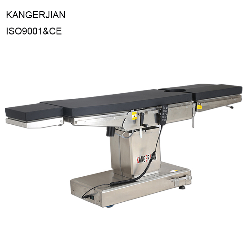 Multi-function electric hydraulic surgical operation tables