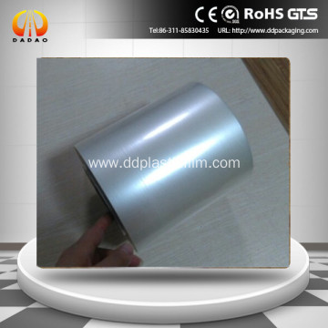 Both side heat sealable cigarette film