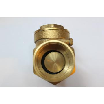 Check Valve - Brass, Swing, Threaded