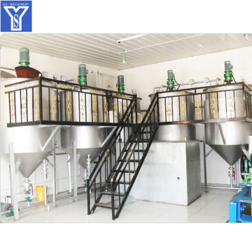 Sunflower/Peanut Oil Refining Equipments
