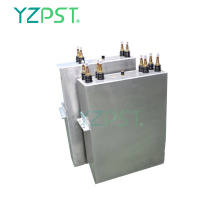 High quality water cooled Dc support capacitors 1.3KV