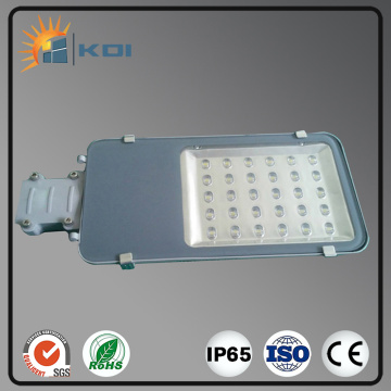 3 Years warranty IP65 30W ourdoor LED street lamp