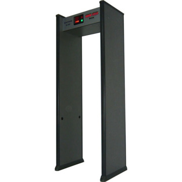 professional metal detectors for security