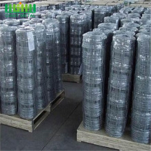 Agricultural black galvanized field coated wire mesh fencing