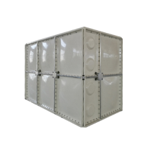 Fiberglass FRP Sectional Assembly Panel Water Tank