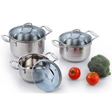 Cooking Utensil-- 6PCS Stainless Steel