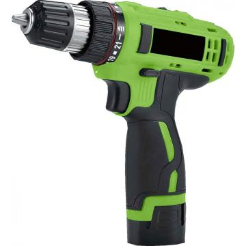 12V 1.3 mAh 2 Speed Rechargeable Drill