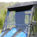 ATV windshield hard clear polycarbonate anti scratch