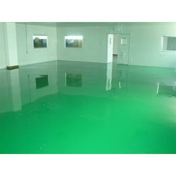 Solvent-free wear-resistant epoxy primer