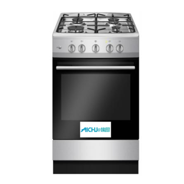 Amica Gas Cooker With Gas Oven Freestanding