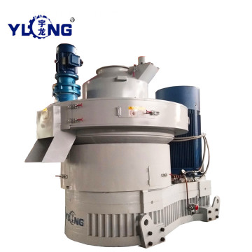 Yulong Palm Fibre Pellet Pressing Machinery