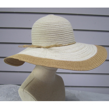 Hot-Fine Paper Braid Floppy hats