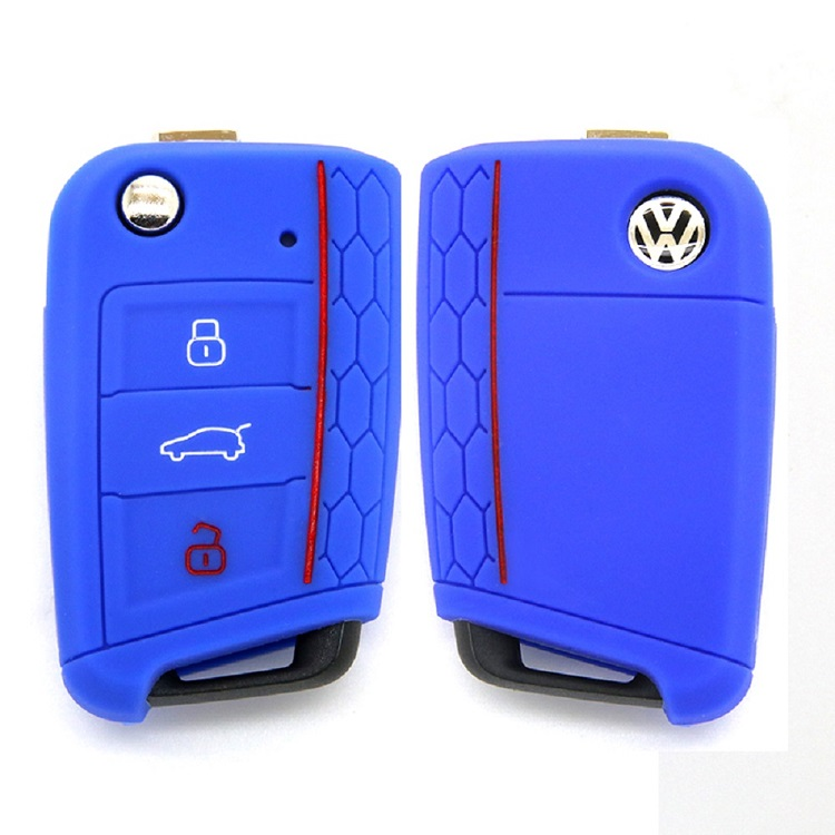 VW Golf 7 car key cover