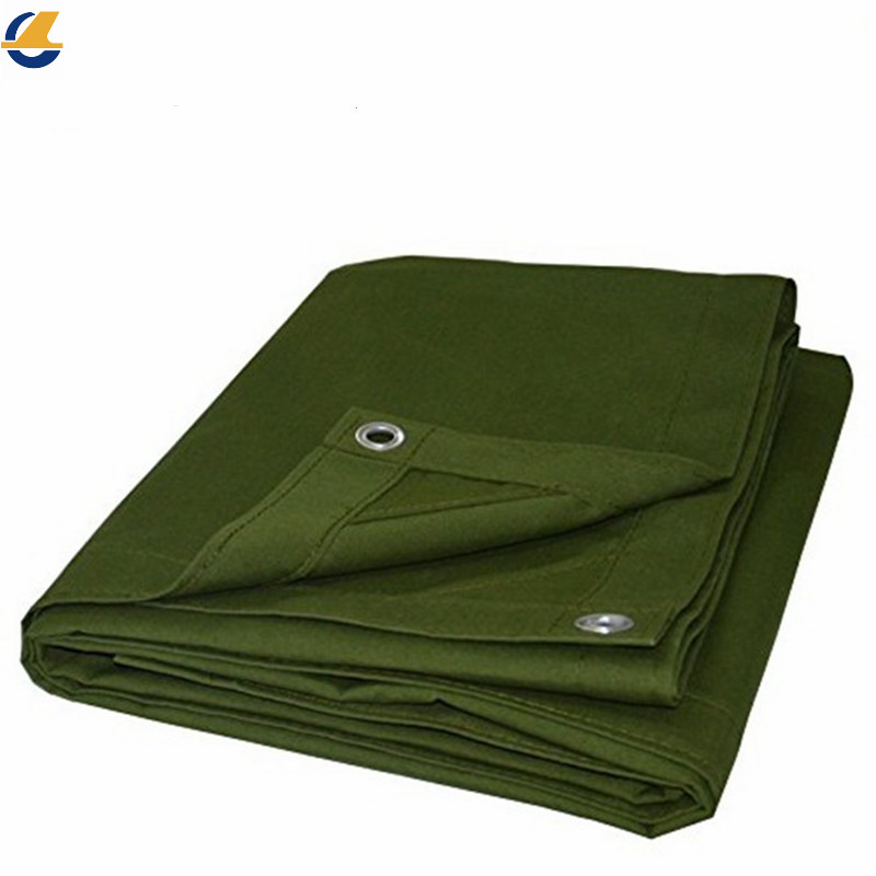 Polyester Tarps Cover For Iron Horse Waterproof​