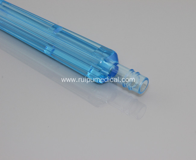 Disposable Yankauer Handle For Suction Connecting Tube
