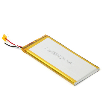Custom 8061128 3.7V 8000mAh Lipo Battery with PCM