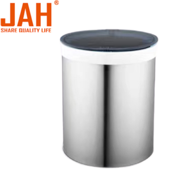 JAH 430 Stainless Steel Small Round Desktop Composter