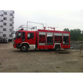 Export to Mozambique ISUZU Powder fire truck