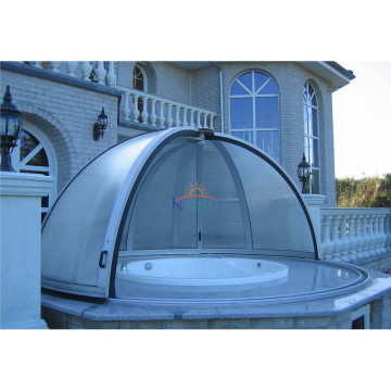 Pool Cover Spa Gonflable Inflatable White Dome Tent