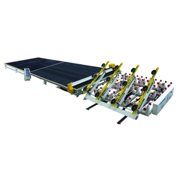 Energy Saving Glass Cutting Table High Cutting Accuracy