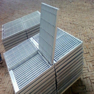 Steel Grating Trench Cover Floor Grate Cover