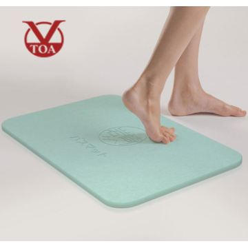 Healcier Hot sell Japan Non Slip Diatomite bath-mat