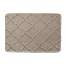 Cozy Memory Foam Bath Mat