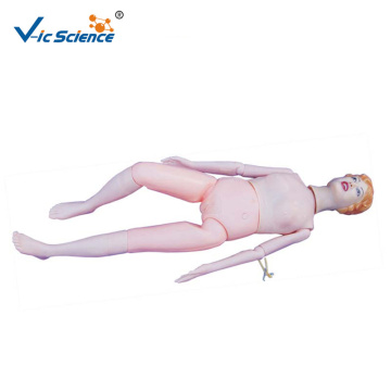 Female Multifunctional Patient Care Manikin Model