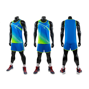 Ouder-kind running set sport vest