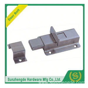 SDB-025SS 2016 New Model Aluminum High Security Door Latch Barrel Bolt