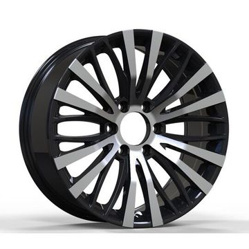 Land Cruiser Replica Wheel 20x8.5 Black Polished