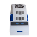 Handheld mobile thermal printer for receipt printing