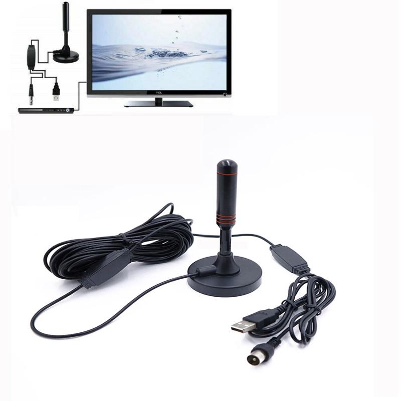 Communication antenna indoor signal amplifier internet satelite hdtv receiver dvbt digital tv antenna