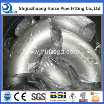 stainless steel tubing and tube elbow