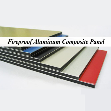 Acm Aluminum Composite Material Rapidly in Fireproof