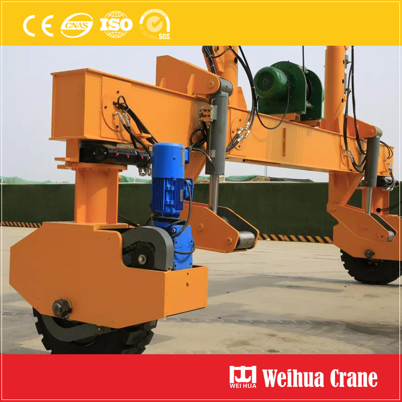 Rubber Tyre Laying Machine