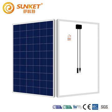 270W Poly Solar Panel 5BB For Energy System