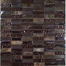 Glossy And Bumpy Material Mixed Mosaic