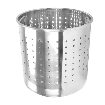 Stainless Steel Strainer Bucket