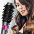 One step volumizing hair dryer