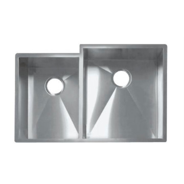 304 Stainless Steel Zero Radius Handmade Kitchen Sinks