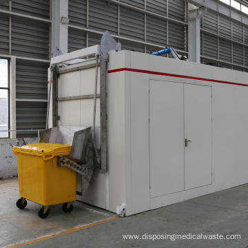 Biohazard Waste Management Equipment