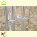 Hot metal heavy duty chain link dog kennel