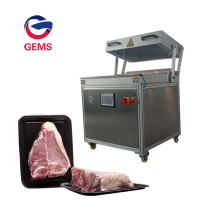 Seafood Beef Steak Meat Vacuum Skin Packaging Machine