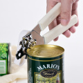 White Stainless Steel Tin Can Opener