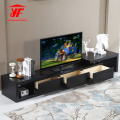 New Model DIY Lobby TV Stand Furniture Wooden